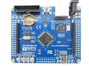 LPC1768-Mini-DK Development Board